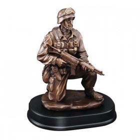 Soldier Trophy MIL204
