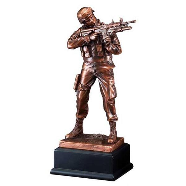 Trophée de soldat RFB134