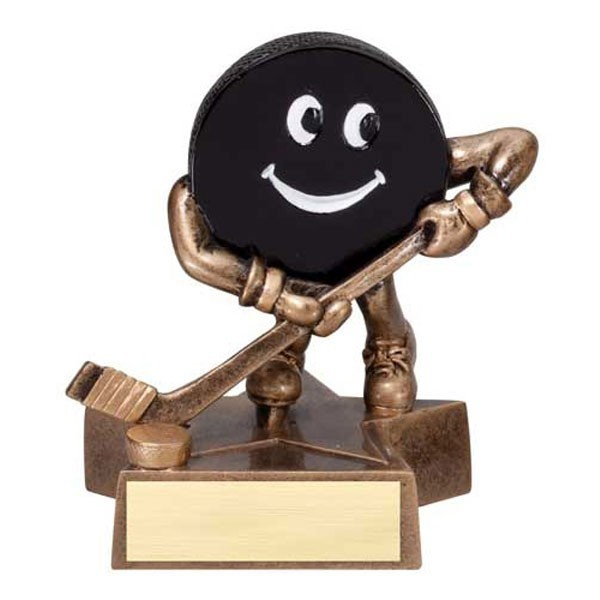 Trophée Résine Hockey LBR13