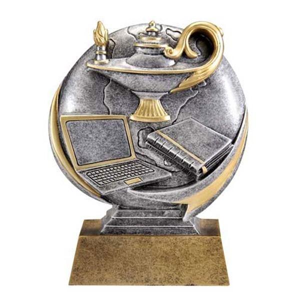 Trophée Résine Éducation MX533