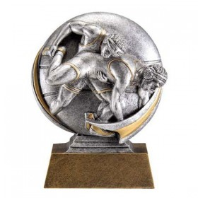Wrestling Resin Award MX527