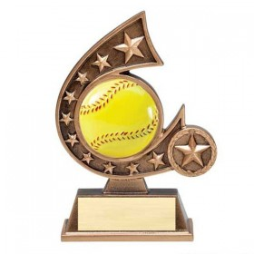 Softball Resin Award RCS102