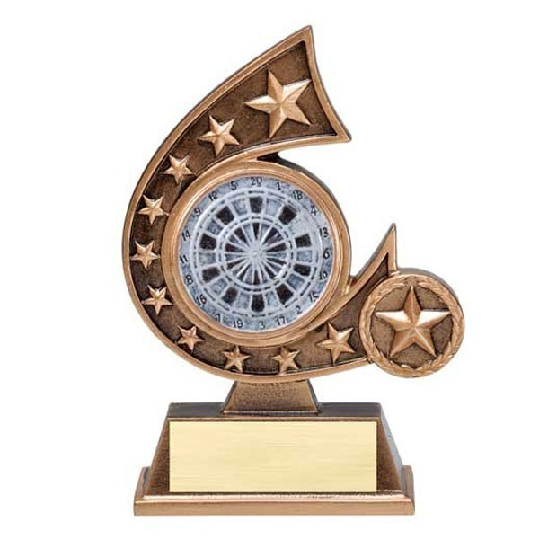 Trophée Résine Dart RCS128
