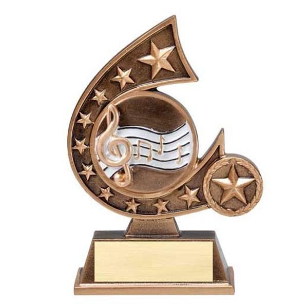 Music Resin Award RCS133