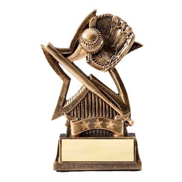 Trophée Résine Baseball RF1801