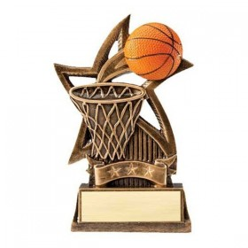 Basketball Resin Award RF1802