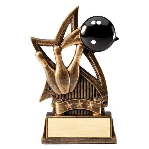 Trophée Résine Bowling RF1804