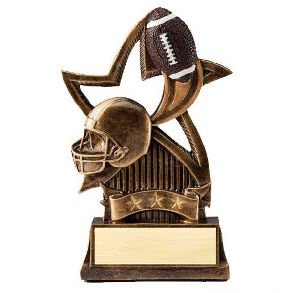Football Resin Award RF1806