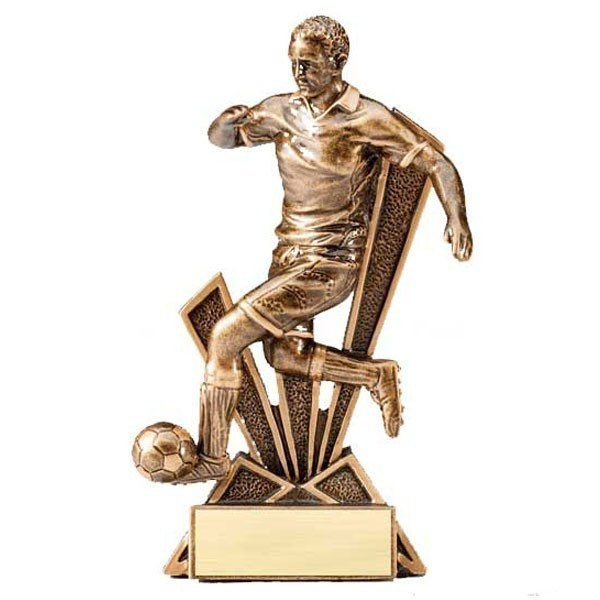 Male Soccer Resin Award RF1918
