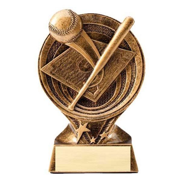 Baseball Resin Award RF2631