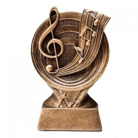 Music Resin Award RF2614