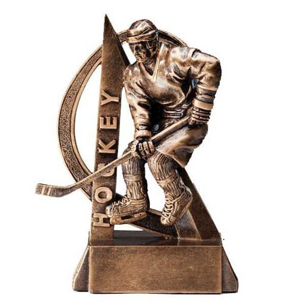 Trophée Résine Hockey RF2709