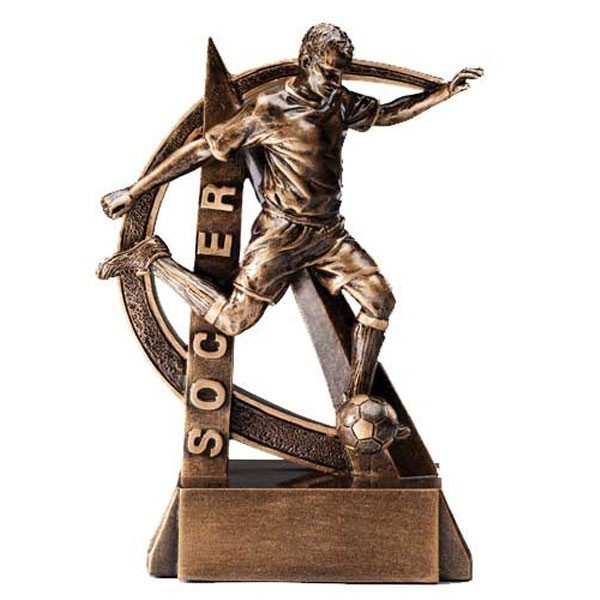 Male Soccer Resin Award RF2718