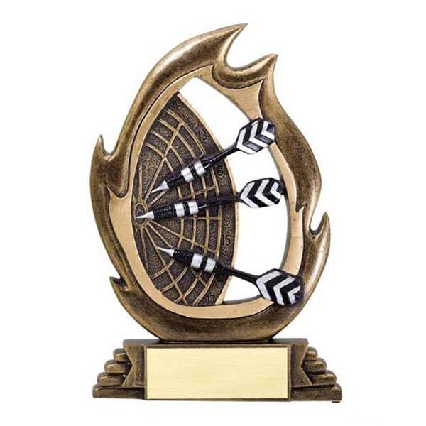 Trophée Résine Dart RFL36B