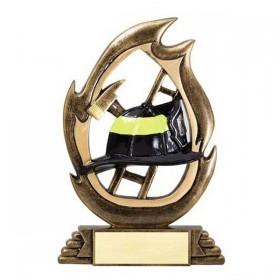 Trophée Résine Pompier RFL35B
