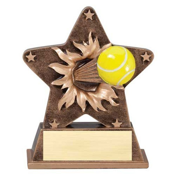 Tennis Resin Award RS20