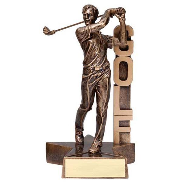 Trophée Golf Homme RST207