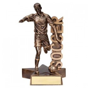 Men's Soccer Resin Award RST218