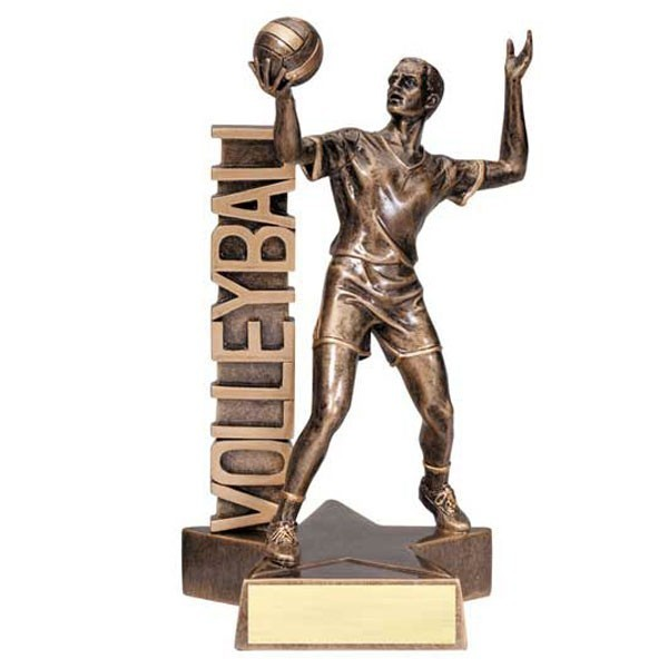 Volleyball Resin Award RST225