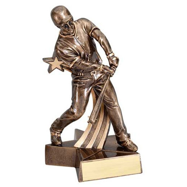 Baseball Resin Award RST301