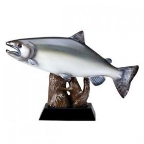 Salmon Fishing Trophy FISH11