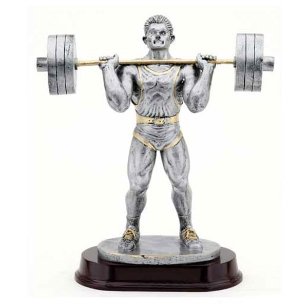Weightlifting Resin Award RX431SG