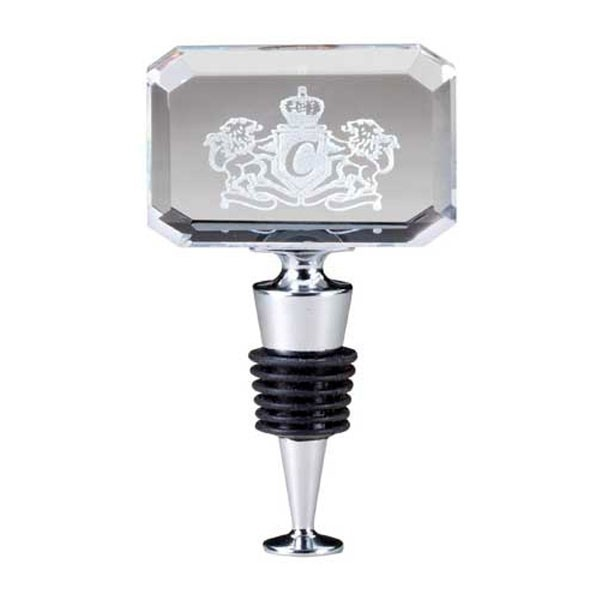 Crystal Bottle Stopper CRY790