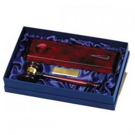 Marteau de président - Femme GV135-BOX