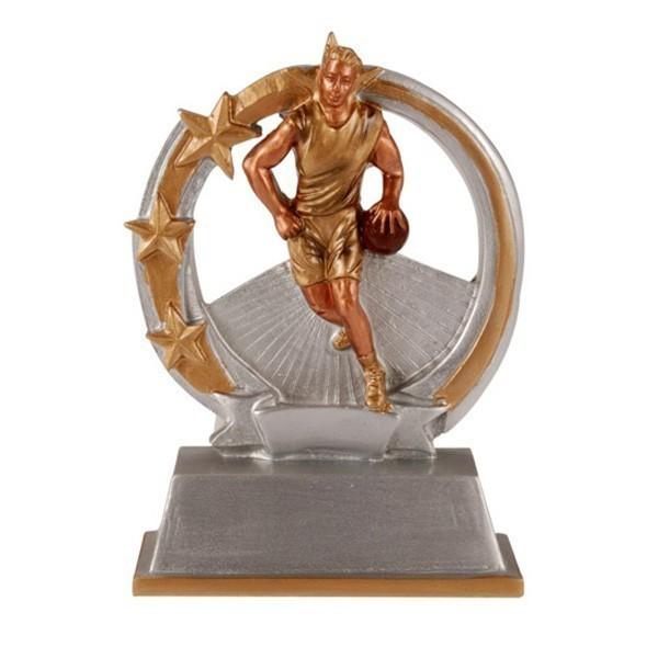 Basketball Resin award RF-61210