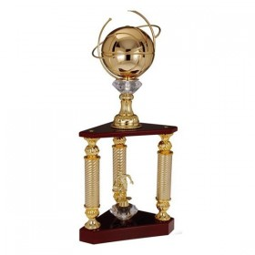 Basketball Trophy EC-1592-20