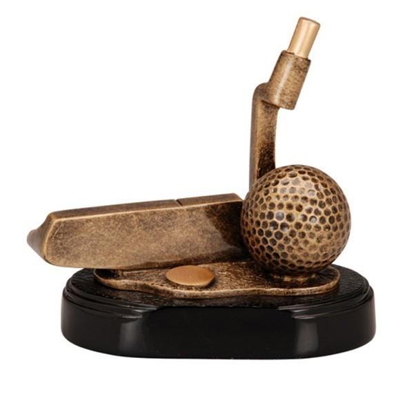 Trophée Résine Golf RFA-245