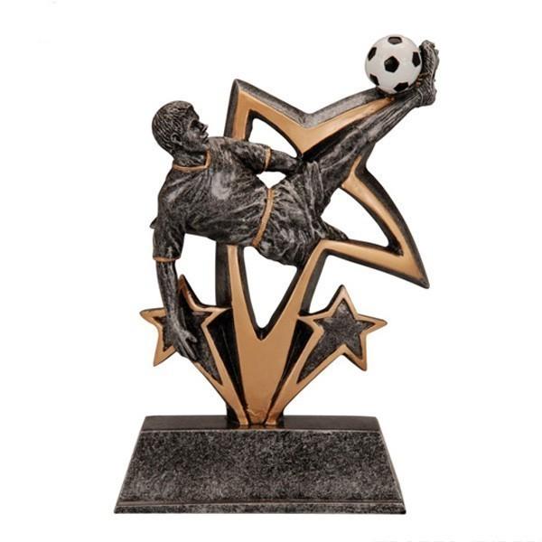 Trophée Soccer Homme RF-3860
