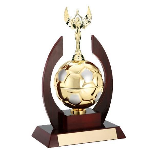 Trophée Soccer EC-1437-10
