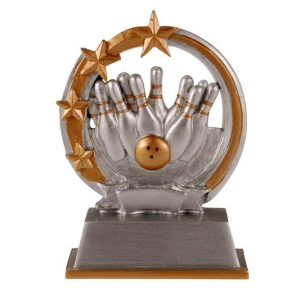 Trophée Résine Bowling RF-61220