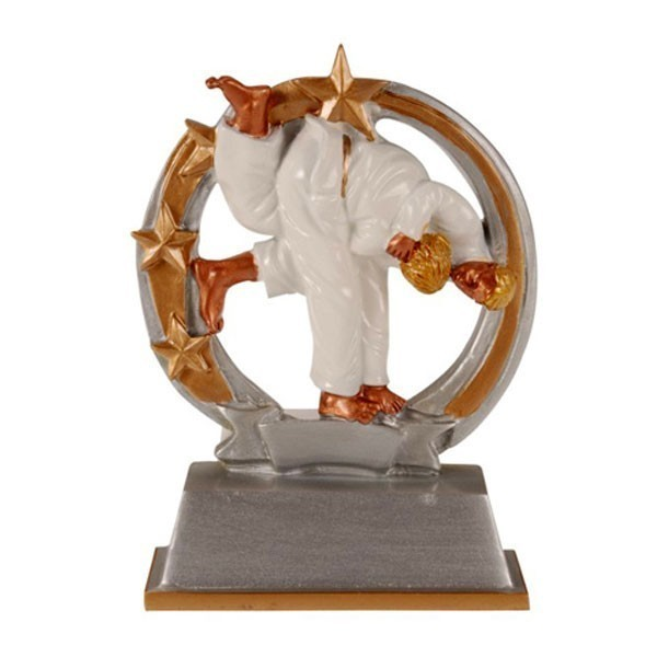 Judo Karate Resin Award RF-61251