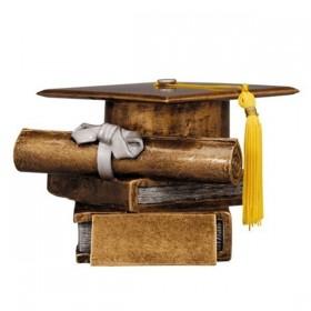 Graduation Resin Award RF-1341