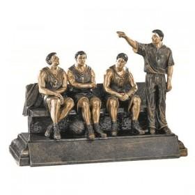 Trophée Entraineur Basketball RFB-52010