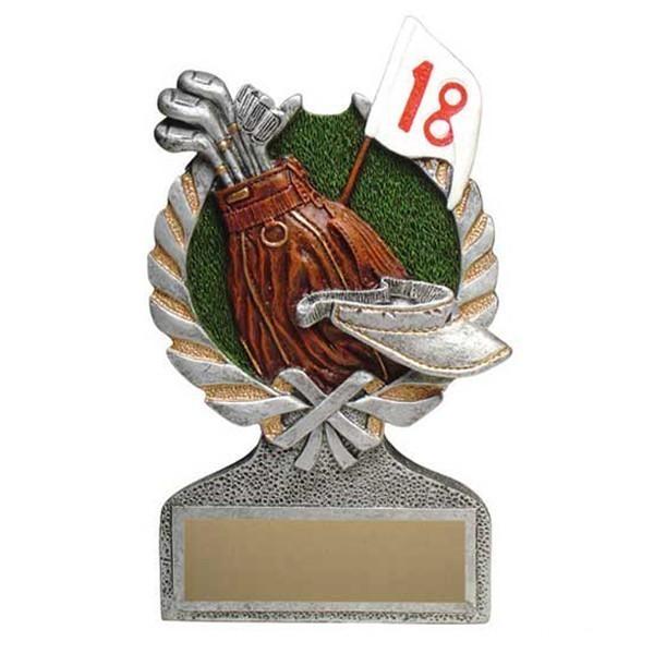 Trophée Résine Golf RS11068FC