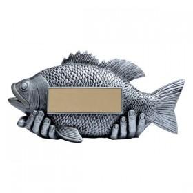 Trophée Résine Pêche RF00023PG