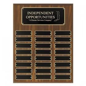 Perpetual plaques WF648