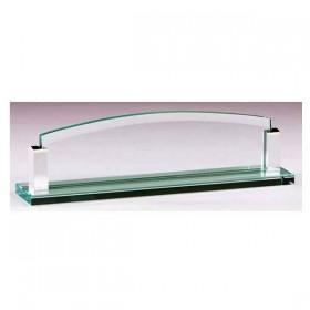 Glass Nameplate Holder GL79