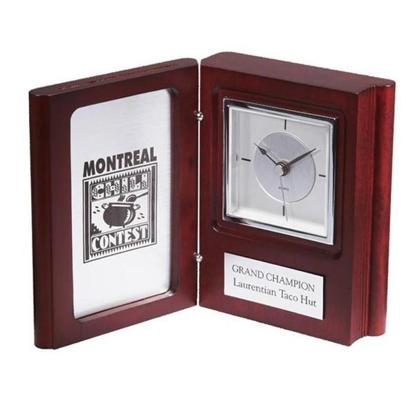 Horloge de Bois DA9368