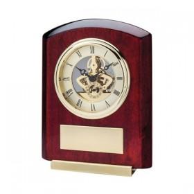 Rosewood Clock DA9597