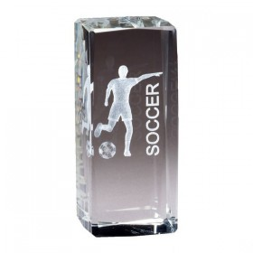 Women's Soccer Crystal CRY1294