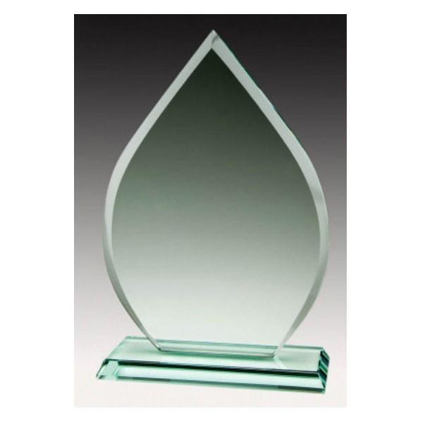 Trophée de verre GL10115A
