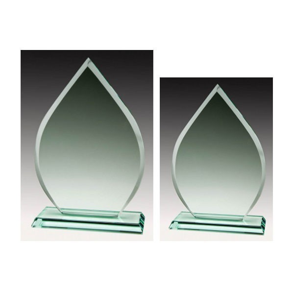 Glass trophies GL10115B