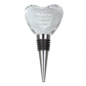 Crystal Wine Stopper GCW331