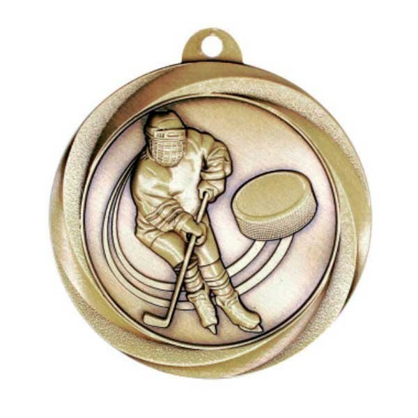 Hockey Medal 2 in MSL1010G