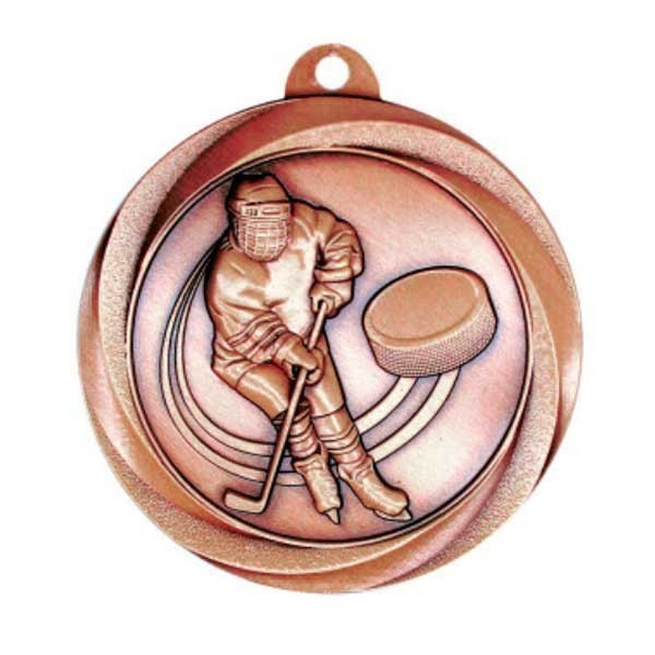 Hockey Medal 2 in MSL1010Z