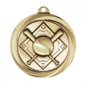 Médaille Baseball 2 po MSL1002G
